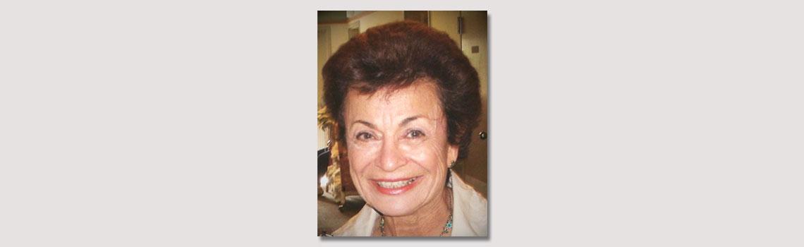Brenda Dressler, Ph.D., Presented with Lifetime Achievement Award